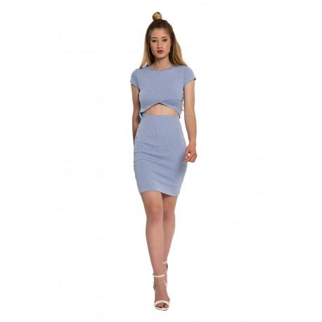 La robe Vagues