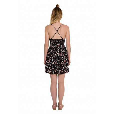 La robe Fleurie
